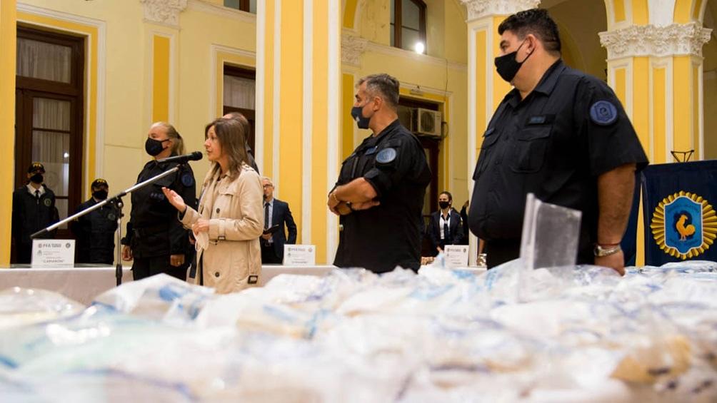 La investigación surgió a raíz de un procedimiento realizado por la Policía de la Provincia de Buenos Aires en 2018