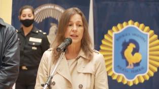 """Frederic: """"Las fuerzas federales tendrán el rol central de hacer cumplir"""" las medidas"""