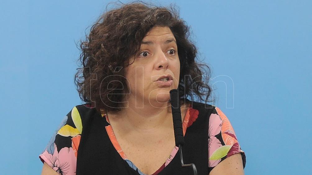 La ministra de Salud, Carla Vizzotti, firmó la resolución que reglamenta el sistema.