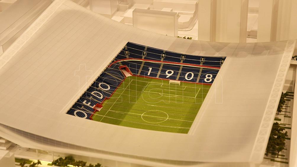 La construcción del nuevo estadio depende de modificaciones en la Ley de Rezonificación en la Legislatura porteña.