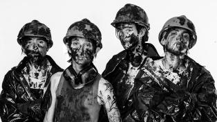 """El grupo Piel de Lava regresa con """"Petróleo"""" a la calle Corrientes"""