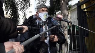 Pablo Moyano le replicó a Vidal y Bullrich por la vacunación a camioneros que van fuera del país