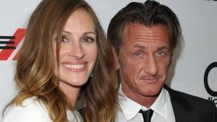 Julia Roberts y Sean Penn, juntos en una serie basada en el Watergate