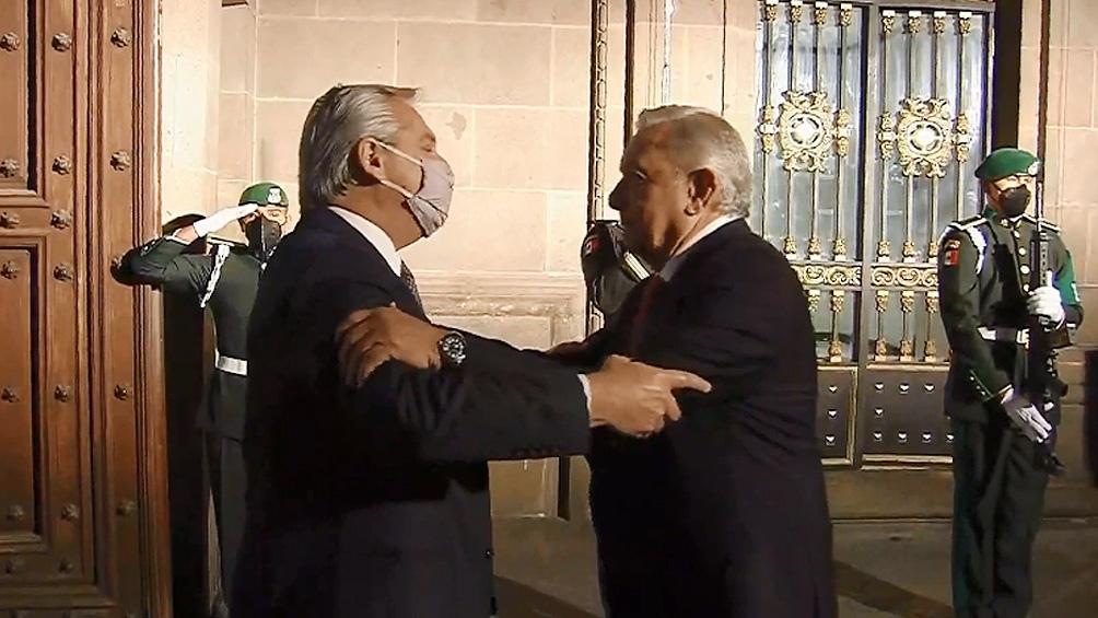 Por la tarde, el Presidente se reunirá con Carlos Slim y luego con otros empresarios.