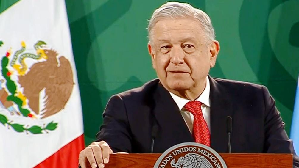 López Obrador padeció Covid-19 a inicios de febrero