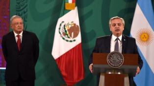 Presidentes da Argentina e do México anunciam que em abril a vacina britânica será distribuída na América Latina