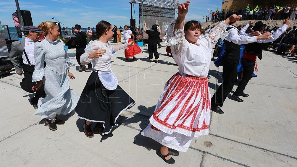 Las actividades por el 120 aniversario de la ciudad comenzaron a las 9.