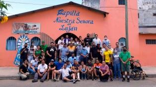 Los Hogares de Cristo, una iniciativa de los curas villeros para población vulnerable
