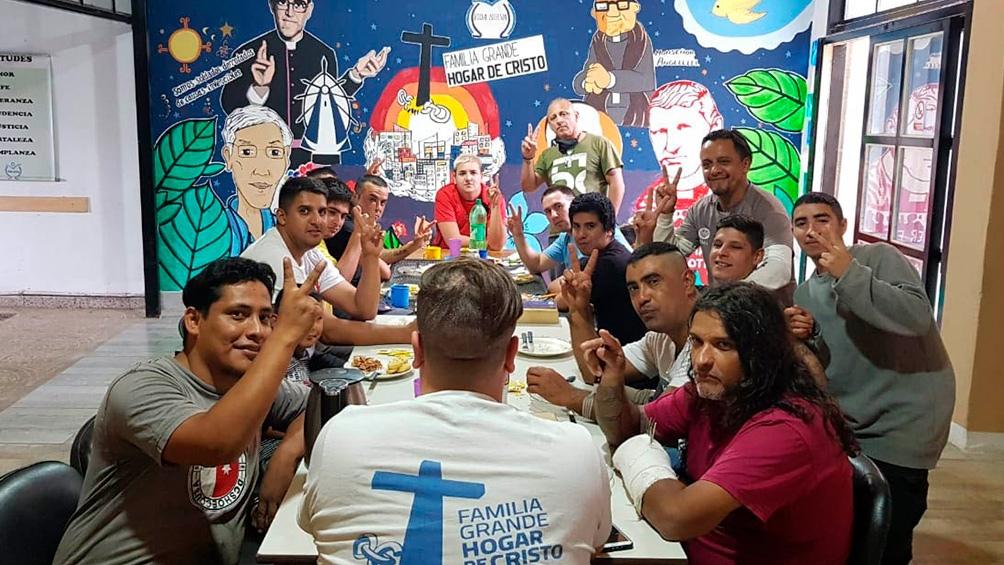 La federación Familia Grande Hogar de Cristo congrega 190 centros barriales en 19 provincias.