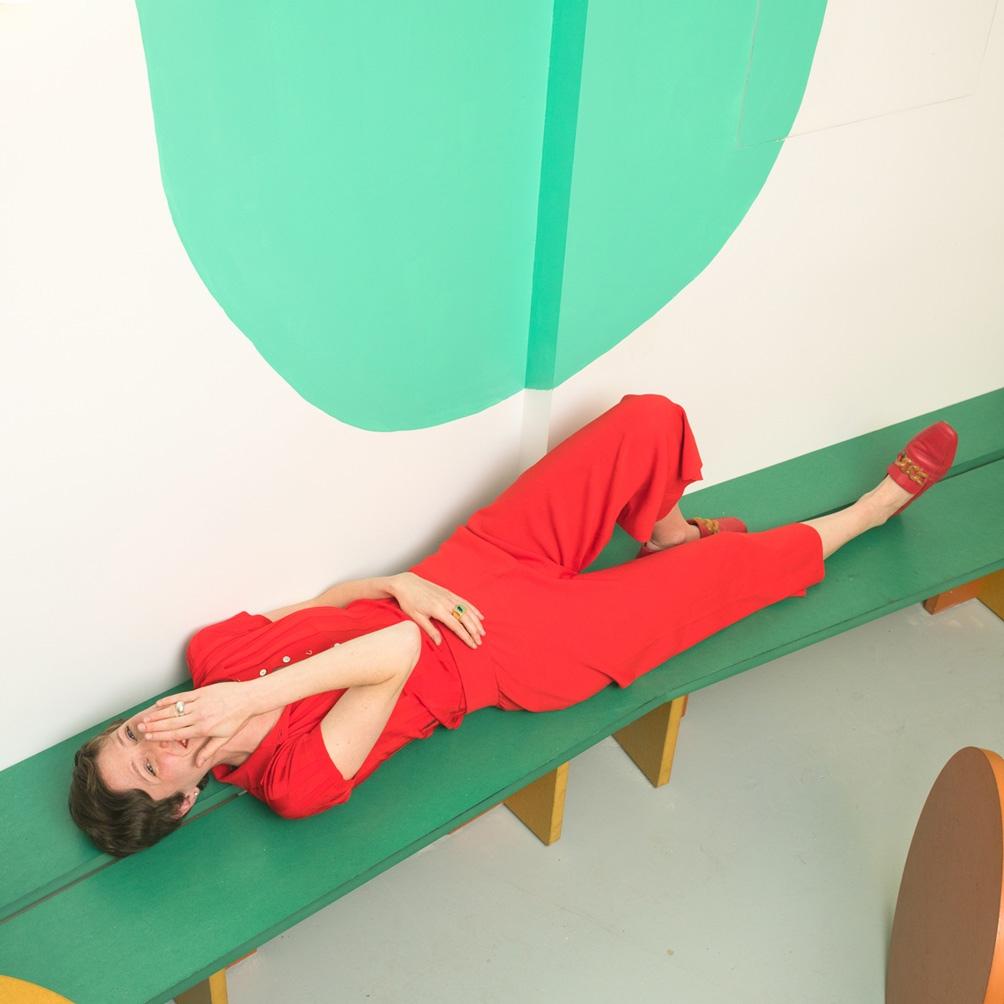 Julia Nowodorski - Foto por Celeste Leeuwenburg