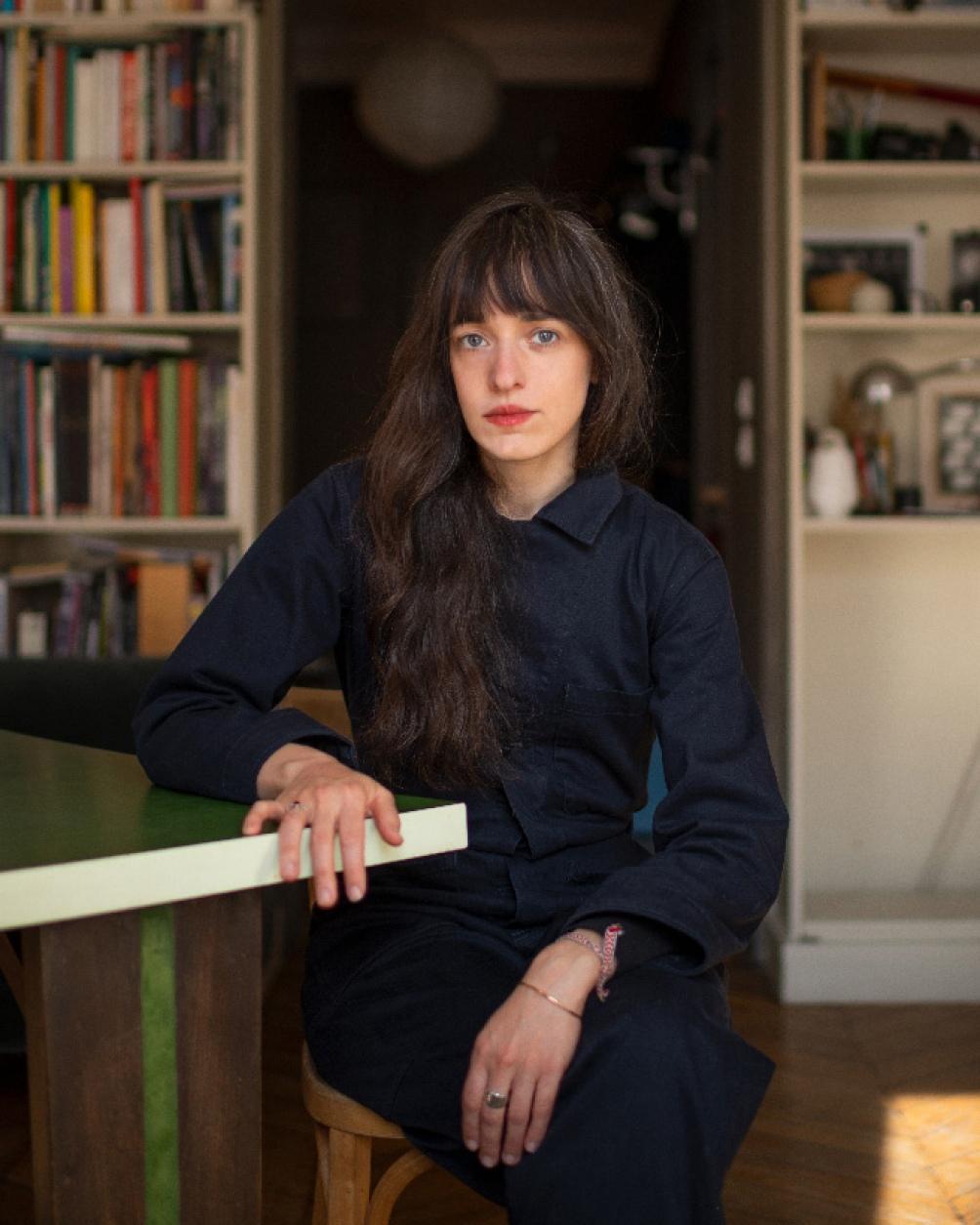 Celeste Leeuwenburg - Foto por Xavier Schwebel