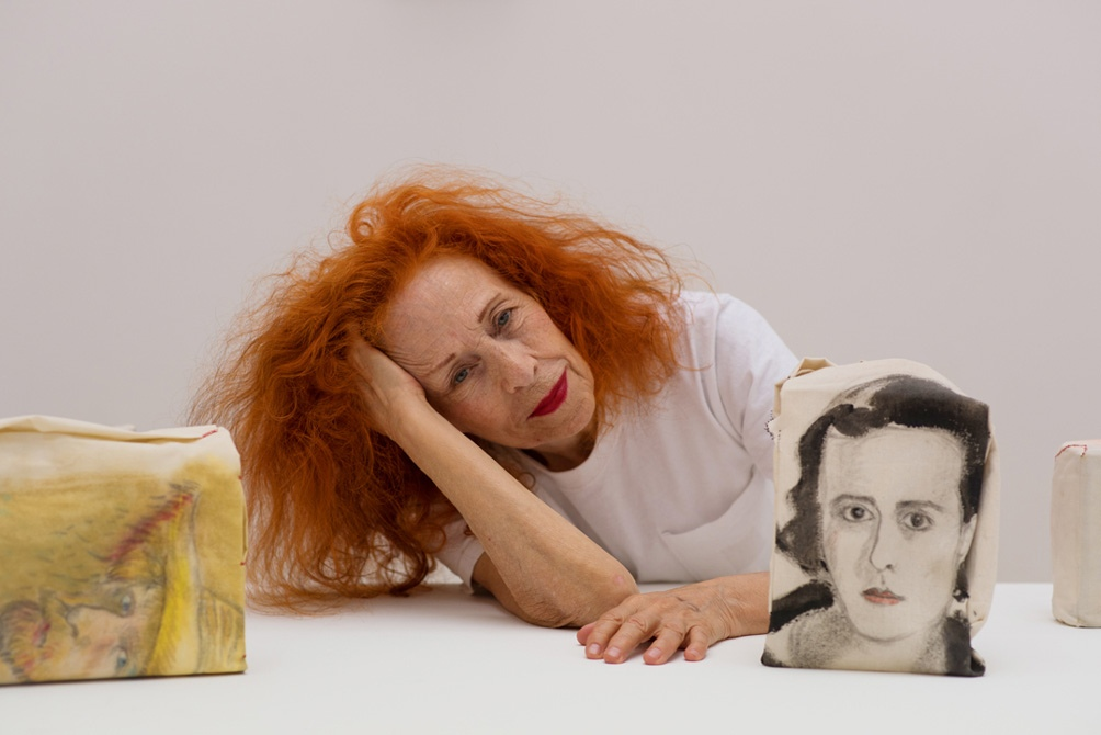 Delia Cancela - Foto por Celeste Leeuwenburg