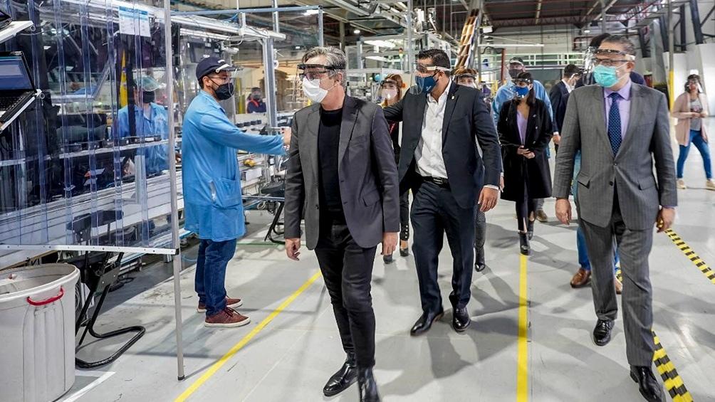 """El ministro Kulfas indicó que la actividad del software """"prácticamente no tiene desempleo en el país""""."""
