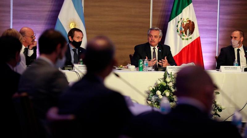 Guzmán dijo que la Argentina se está recuperando más rápido que otros países