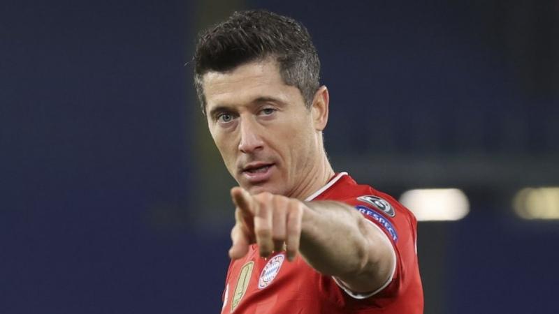 Lazio sufrió el poderío del Bayern en el Olímpico