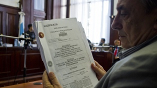 Juzgarán a exfiscal del caso Lebbos por presuntas irregularidades durante la investigación