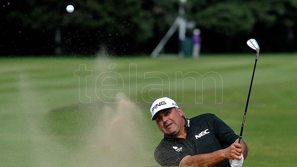 El golfista llegará a Córdoba acompañado por una comisión de Interpol (foto archivo)