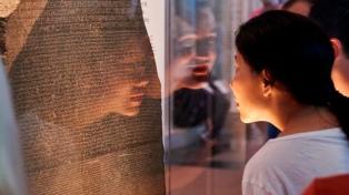 Desde la Rosetta al Partenón: los museos europeos analizan devolver las obras expoliadas