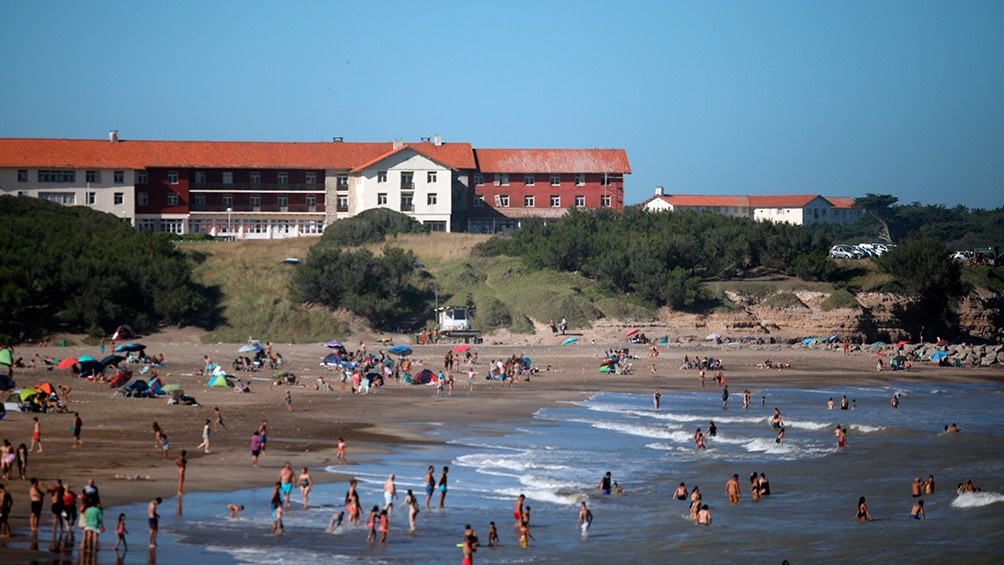 El turismo social en Argentina, que se remonta a los años 40 durante la primera presidencia de Perón.