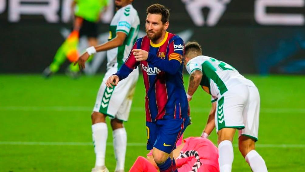 Barcelona busca arrimarse a la cima, antes ir por la epopeya en París