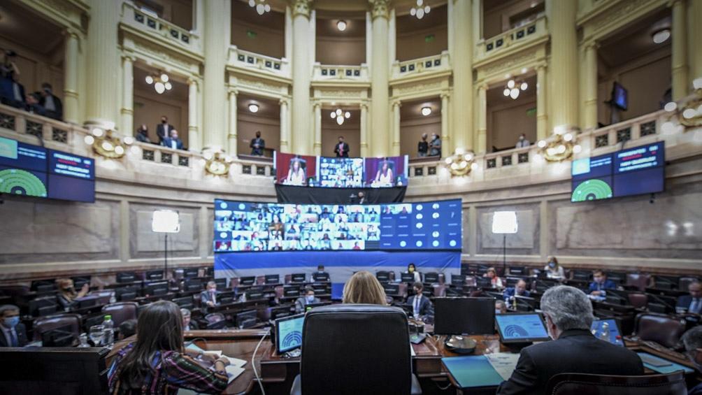 La última sesión del Senado se llevó a cabo el miércoles 24 de febrero.