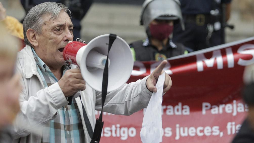 El gobernador Juan Manzur aceptó la renuncia condicionada al juez penal Juan Francisco Pisa.