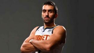 """Campazzo: """"Busco jugar con mi identidad y competir muchos años en la NBA"""""""