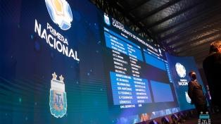 Se sorteó el fixture de la Primera Nacional