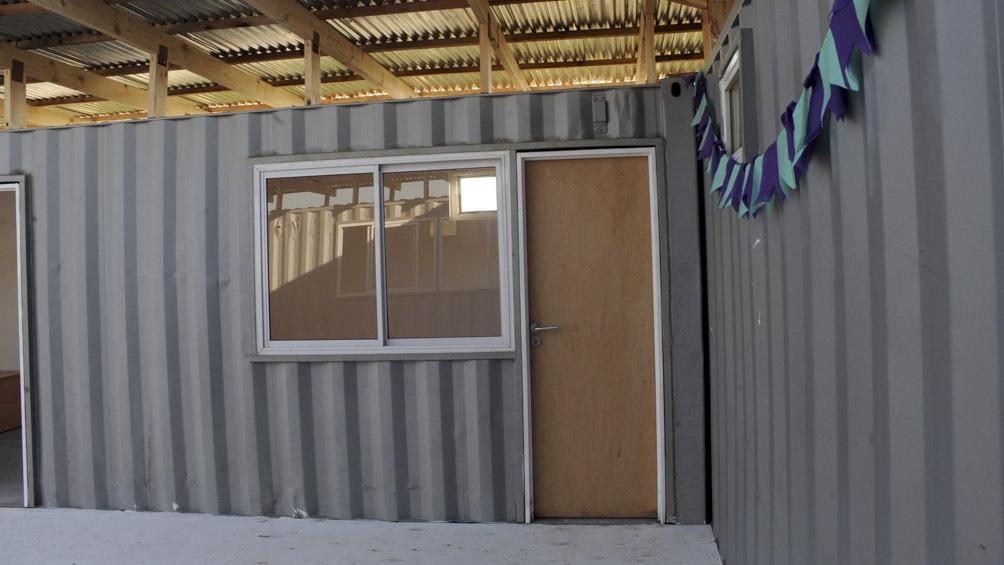 Instalan una casa para asistir a mujeres en situación de violencia.