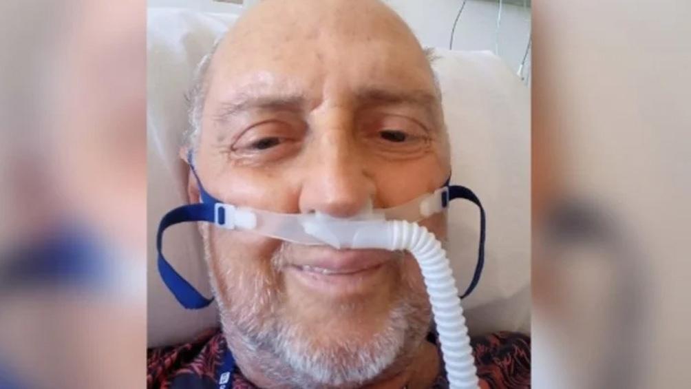 """Guccione estaba internado en el Hospital Escuela """"Dr. Ramón Madariaga"""""""