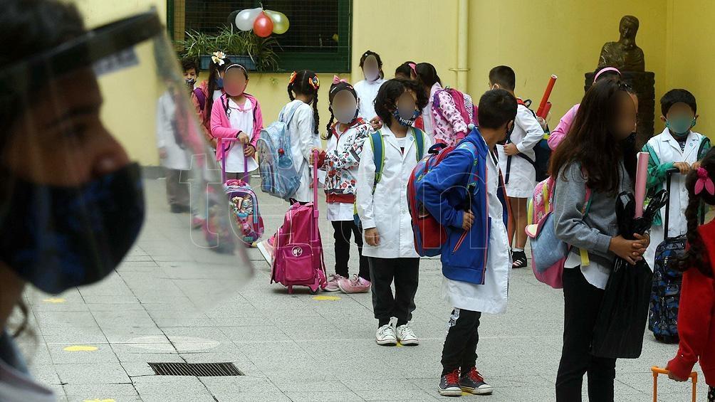 Hay escuelas que aún no lograron adaptarse a los requerimientos sanitarios para cumplir los protocolos.