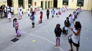 Aprueban el pedido de informes del FdT al Gobierno porteño por la presencialidad escolar