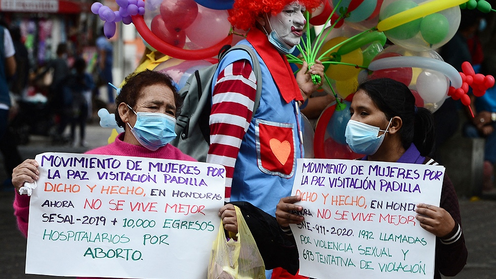 El Congreso de Honduras aprobó una reforma constitucional que endureció aún más el veto total al aborto.
