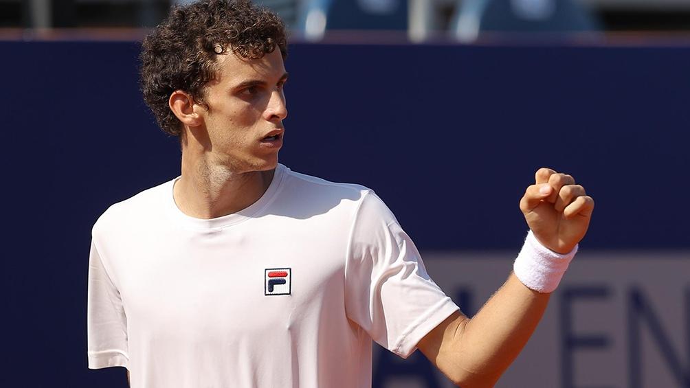 Cerúndolo participó de su primer torneo de ATP.