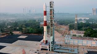 Brasil lanzó el Amazonia 1, el primer satélite fabricado íntegramente en ese país