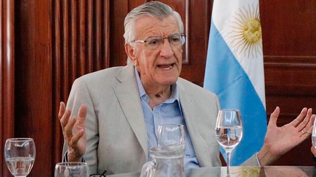 José Luis Gioja fue presidente del PJ mientras la fuerza fue oposición.