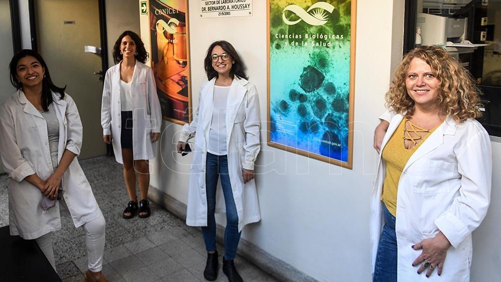 El equipo ganó el subsidio Pict Start Up del Fondo para la Investigación Científica y Tecnológica (Foncyt).
