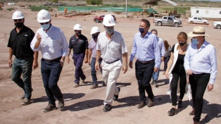 Katopodis negó que haya habido discriminación contra Mendoza en la obra pública de 2020