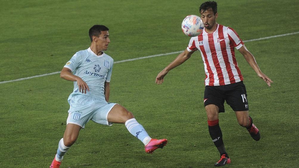 Estudiantes y Racing jugaron un partido tedioso en extremo que terminó con un lánguido empate de 0-0