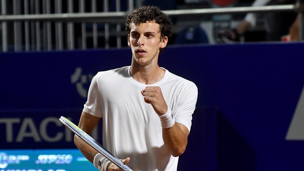 Cerúndolo hizo historia: ganó el Córdoba Open a los 19 años, jugando su primer ATP