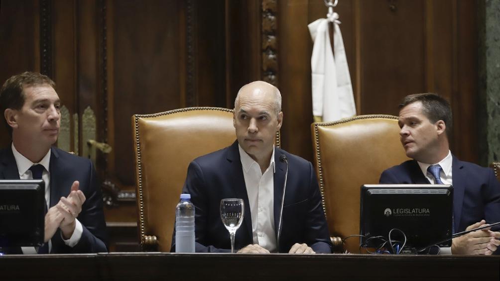 """Desde la oposición, encuadraron la normativa dentro de las propuestas de Rodríguez Larreta """"en beneficio de los desarrolladores inmobiliarios""""."""