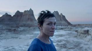 """""""Nomadland"""", la gran ganadora de los BAFTA, se alzó con cuatro premios"""