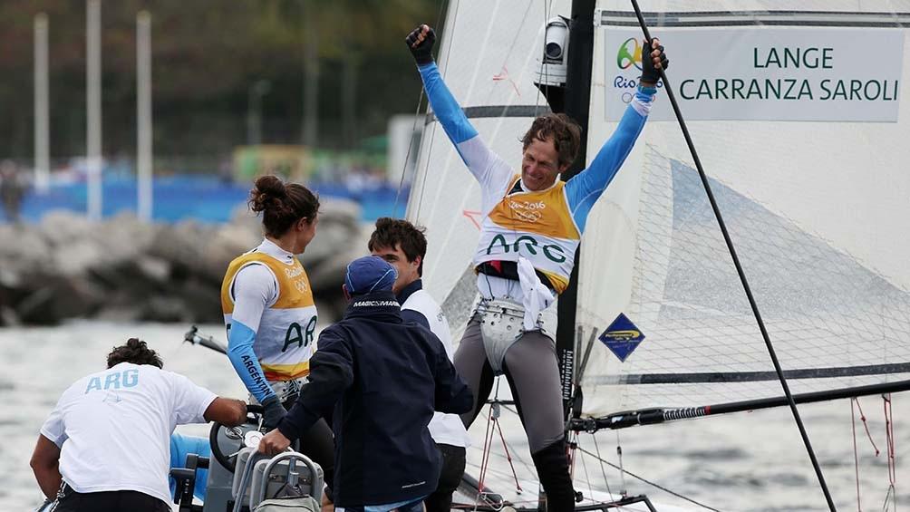 Lange, de 59 años, obtuvo las medallas de bronce en los Juegos Olímpicos de Atenas 2004 y Beijing 2008