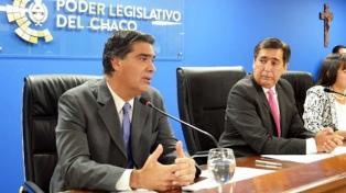 """Chaco: Jorge Capitanich pidió """"redoblar esfuerzos"""""""