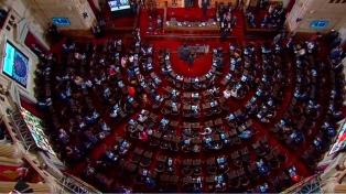 El Congreso se prepara para el discurso presidencial