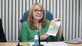 """Alicia Kirchner: """"Aún en pandemia no descuidé los objetivos de desarrollo provincial"""""""