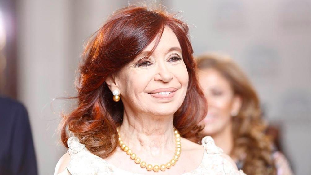 Cristina Kirchner se refirió al fallo a través de su cuenta de Twitter
