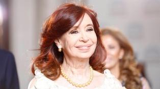 """Cristina Kirchner: """"Los golpes contra las instituciones ya no son como antaño"""""""