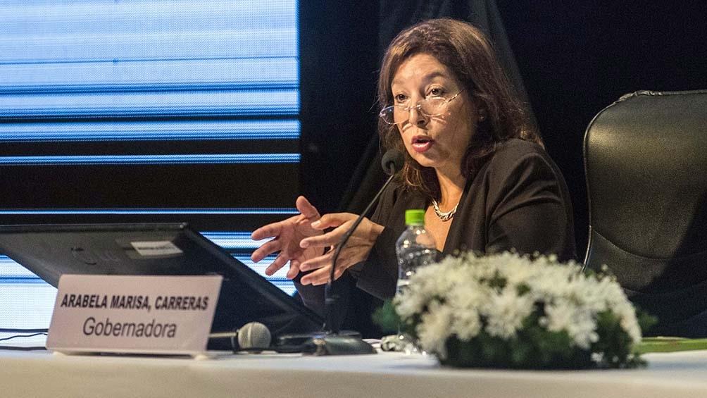 La propuesta salarial es similar a la hecha por Nación a los gremios nacionales, afirmó el gobierno rionegrino.