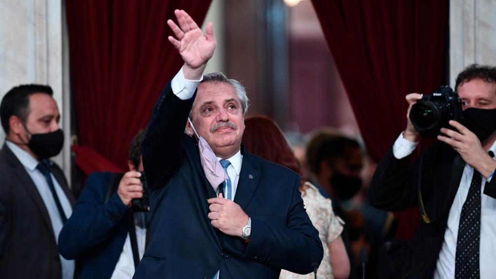 """Presidente resaltó asimismo que Argentina y México """"producen juntos la vacuna de Oxford/AstraZeneca para todo el continente latinoamericano"""""""